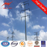 11.9m 500dan elektrischer ineinanderschiebender Pole für Kraftübertragung