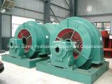 Генератор для гидровлической турбины производя генератор турбины блока гидро (вода)