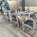 Semi автоматические продукции машины завальцовки туалетной бумаги 1575type