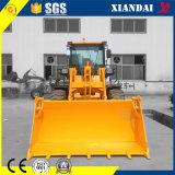 직업적인 Supplier Xd936plus 1.0cbm 3ton Wheel Loader