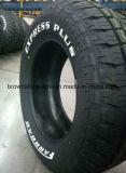 Weißer Zeichenmt-Reifen, weißes Zeichen am Reifen für Malaysia, Afrika