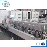 De plastic LDPE Machine van de Uitdrijving van de Ring van het Water van de Korrel van het Recycling Horizontale