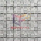 Marmo con il mosaico di plastica del blocco per grafici per uso della parete (CSR100)