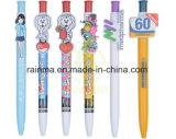 Crayon lecteur promotionnel de l'espace de logo fait sur commande populaire de vastes zones