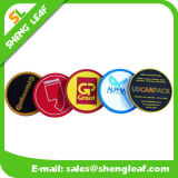 Custom Soft Silicone Cartoon Householder Rubber Coaster Product (SLF-RC010)