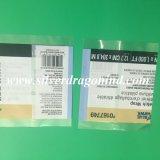 깡통 패킹을%s PVC 수축 소매 병 레이블