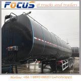 45m3 het Verwarmen van 3axles de Vloeibare Semi Aanhangwagen van de Tank van het Bitumen