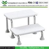 Aleación de aluminio silla de ducha del baño de banco