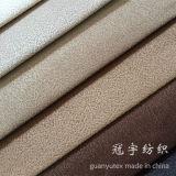 Montón de corte de pelo corto extremadamente suave tejido de terciopelo para decoración