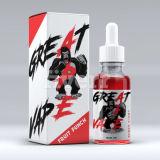 10ml/20ml/30ml flüssige Minze, Flüssigkeit des Menthol-E für E-Zigarette, heißer verkaufene Saft des E-Cig-für erstklassigen E flüssigen E Saft der E-Cig-Einheit-mit der Seite Verstell- gemischt
