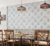 3D motif de briques de papier peint décoratifs en PVC