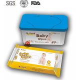 Soem-Drucken-Baby-Feld-Hersteller-Baby-nasse Tücher