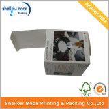 Оптовая белая Stock бумажная коробка с печатание (QYZ310)