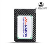 Новое прибытие RFID преграждая бумажник держателя визитной карточки PU кожаный