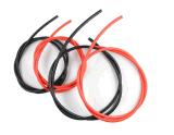 Flexible de 16mm 25mm 30mm 70mm sur un seul câble en silicone de base du fil électrique