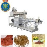 pelota da alimentação dos peixes que faz a maquinaria de flutuação da produção da alimentação dos peixes da máquina