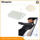 La almohadilla del látex para el soporte lumbar y releva fatiga de la cintura