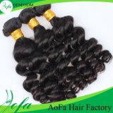 7A Grade Remy Hair Extension VirginブラジルのHuman Hair