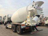De Vrachtwagen van de Concrete Mixer HOWO van Sinotruk 6x4 371HP (9cube)
