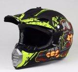2018旧姓到着の点の十字の表面ヘルメットの工場価格