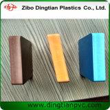 고품질 0.55/0.6 조밀도 까만 백색 PVC 거품 장