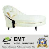 Chaise longue intéressante de sofa de loisirs de Simple-Modèle (EMT-LC15)