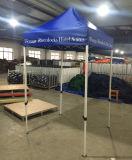 خيمة ترويجيّ خارجيّة يطوي [غزبو] خيمة مع عادة طبق علامة تجاريّة