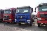Sinotruk HOWO 6X4 10 짐수레꾼 디젤 엔진 트랙터 트럭