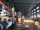 Herramienta de la fresadora de la perforación del CNC y pórtico/centro de mecanización de Plano para el proceso del metal Gmc2013
