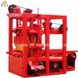 EPSは機械に機械を作る販売の安い半自動コンクリートブロックのためのコンクリートブロック型をするブロックのペーバーを挿入する