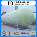 高圧熱い販売高く反滑り易いGRP/FRP水貯蔵タンク
