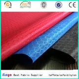 ткань Оксфорд формы футбола 600d/ткань ткани с покрытием/полиэфира PVC формы футбола