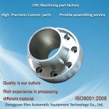 自動分配機械のための精密CNCの回転製粉の予備品