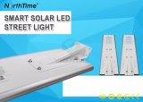 Moderne integrierte energiesparende industrielle Solarstraßenlaterne mit CCTV-Kamera