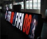 Visualizzazione di LED esterna dello stadio P10 1r1g1b con alta luminosità oltre 7500 pidocchi
