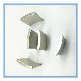 ISO/Ts16949 de Certificatie Gemachtigde Magneet van NdFeB van de Boog voor Motor