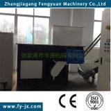 Máquinas de fragmentação / trituração de plástico / filme / garrafa com único eixo