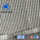 La estera compleja biaxial de la fibra de vidrio, 0/90 grado, quita el corazón a la tela compleja