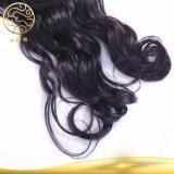 ベストセラーの100%加工されていなく自然な巻き毛のインドのバージンの人間の毛髪