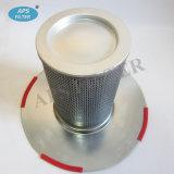 Filtro separador de aceite 250034-124/250034-130 para Sullair Compressore serie Ls