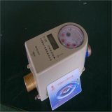 Water meter of Mechanism for IC Card Prepaid Water meter