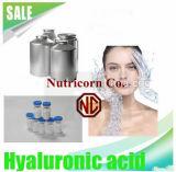 Produtos cosméticos puro / Grau Alimentício ácido hialurônico Ha/ hialuronato de sódio em pó