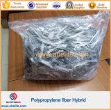 Строительных материалов трещины преступности PP гибридный оптоволоконный