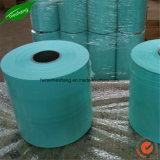 Film matériel d'enveloppe d'ensilage de PVC