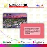 Smart Card a resina epossidica di Nfc di figura irregolare di Sunlanrfid
