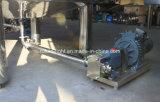 Pompe chimique sanitaire de transfert d'acier inoxydable