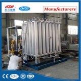 El gas nitrógeno oxígeno líquido argón vaporizador ambiental