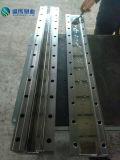 Tubo de pregas de PRFV Pultrusion Die Pultrusion Molde para tubo de pregas do tubo de pregas de fibra de carbono Pultrusion Molde