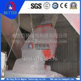 Separador permanente do minério do encanamento da série da certificação Rcya-30 do Ce para a indústria de carvão