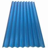 Lamine di metallo d'acciaio ondulate dei rivestimenti del tetto/parete di colore